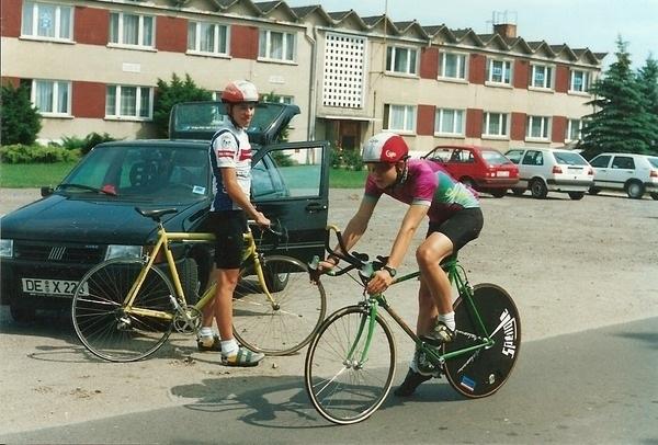 Zeitfahrmaschine 1993