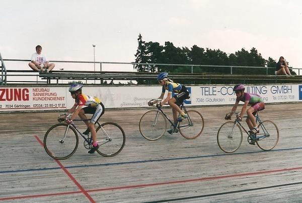 Radrennbahn 1995