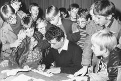 Autogramme von Uwe Raab
